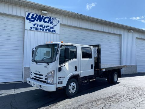 New 2018 Isuzu NPR BASE