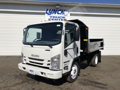 New 2019 Isuzu NPR BASE