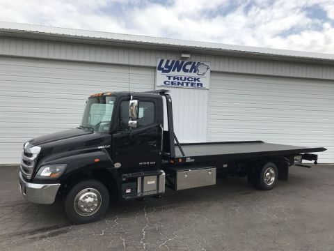 New 2019 Hino 258LP CONVENTIONAL