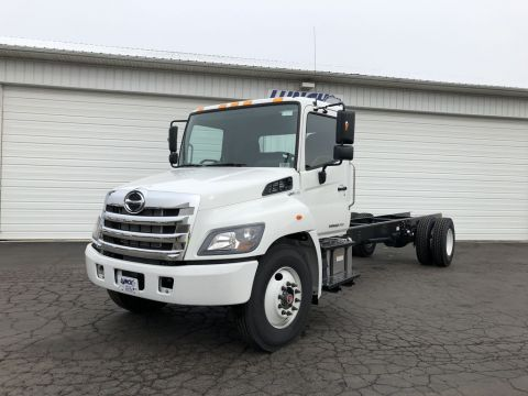 New 2019 Hino 268 CONVENTIONAL