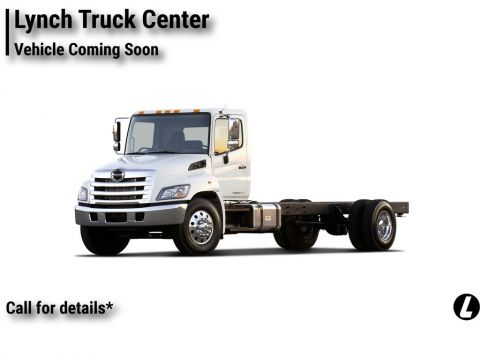 New 2020 Hino 268 CONVENTIONAL