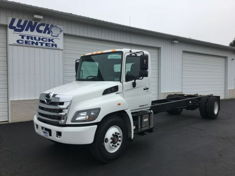 New 2018 Hino 268 CONVENTIONAL