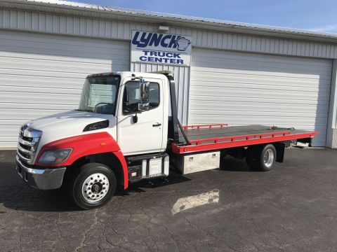 Pre-Owned 2017 Hino 258ALP CONVENTIONAL