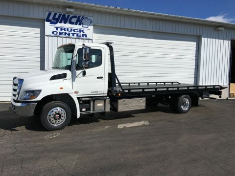 New 2018 Hino 258ALP Vulcan LCG 12 Series Carrier
