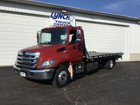 New 2018 Hino 258ALP Regular Cab Carrier