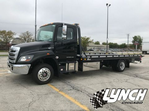 New 2018 Hino 258ALP CONVENTIONAL