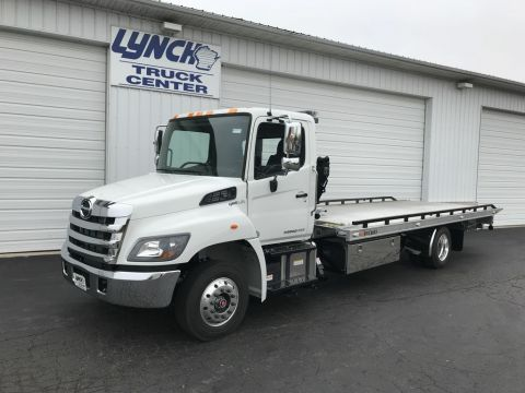 New 2019 Hino 258ALP CONVENTIONAL