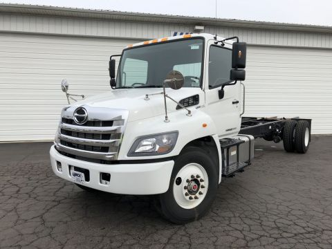 New 2019 Hino 268A CONVENTIONAL