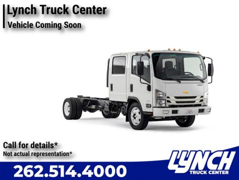 New 2020 Chevrolet 5500XD LCF DIESEL BASE